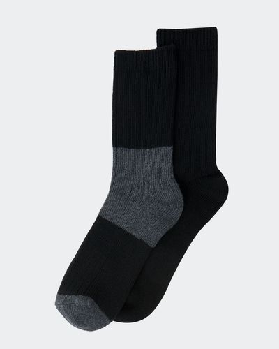 Thermal Boot Socks - Pack Of 2
