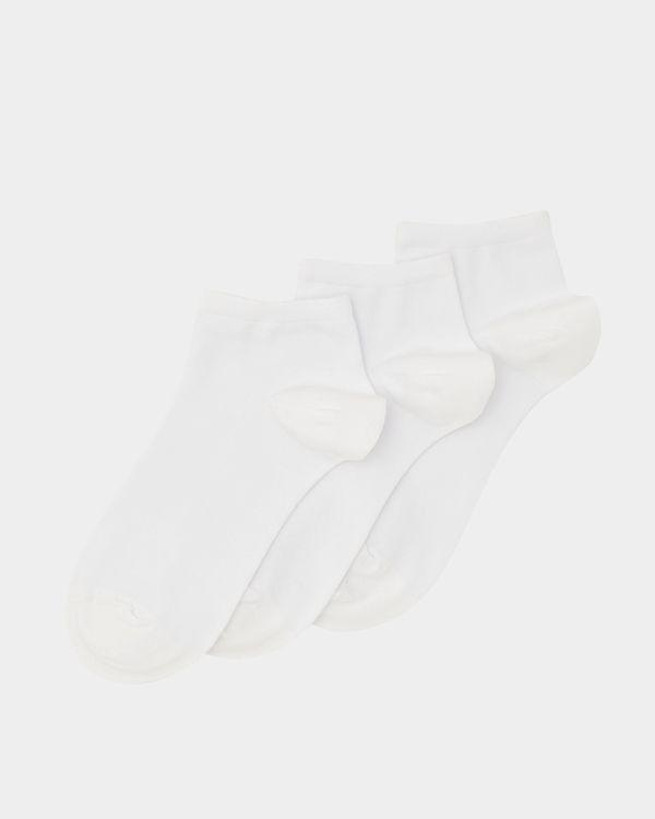Nilit Breeze Trainer Socks - Pack Of 3
