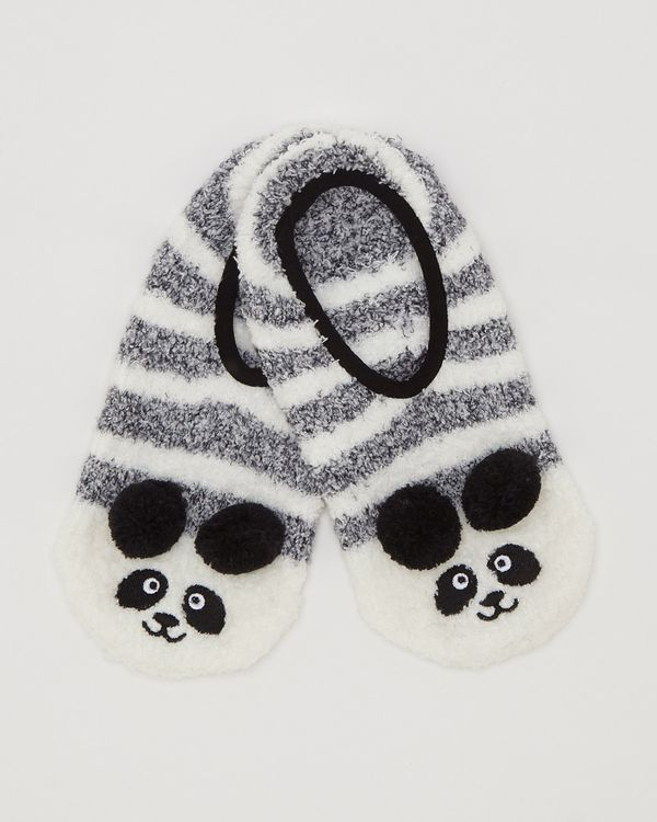Novelty Slipper With Grippers