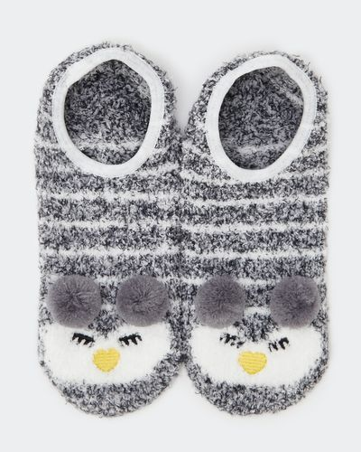 Novelty Slipper Socks With Grippers