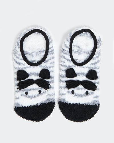 Novelty Slipper Socks With Grippers