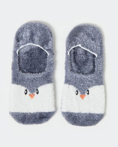 Eyelash Slipper Sock thumbnail