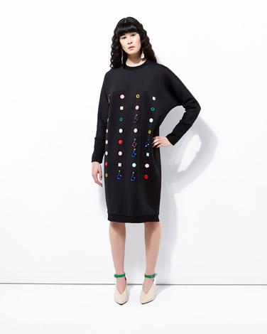 multiJoanne Hynes Heatstone Jumper Dress