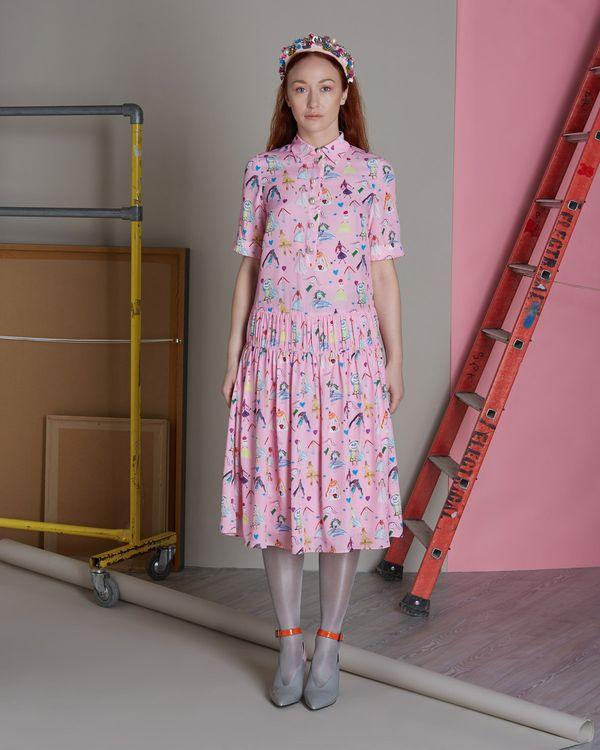 Joanne Hynes Wonderful Girl Dress