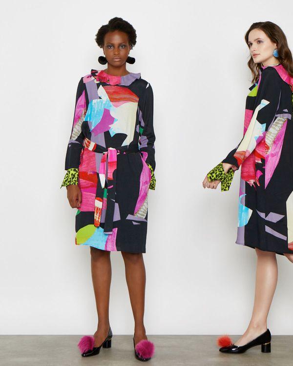 Joanne Hynes All the Mainies Printed Dress