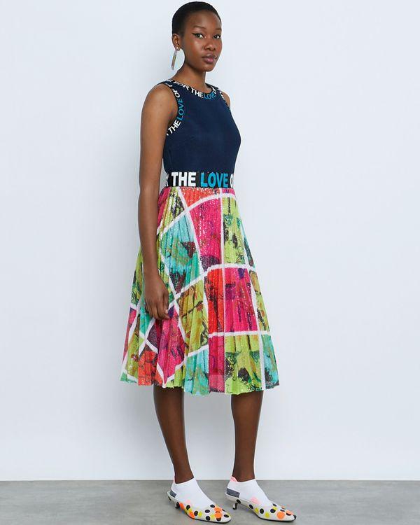 Joanne Hynes An Everyday Sequin Vest Dress