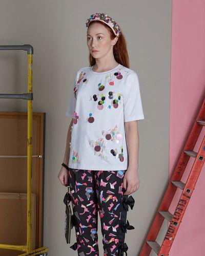 Joanne Hynes Tapestry Sequin Tee