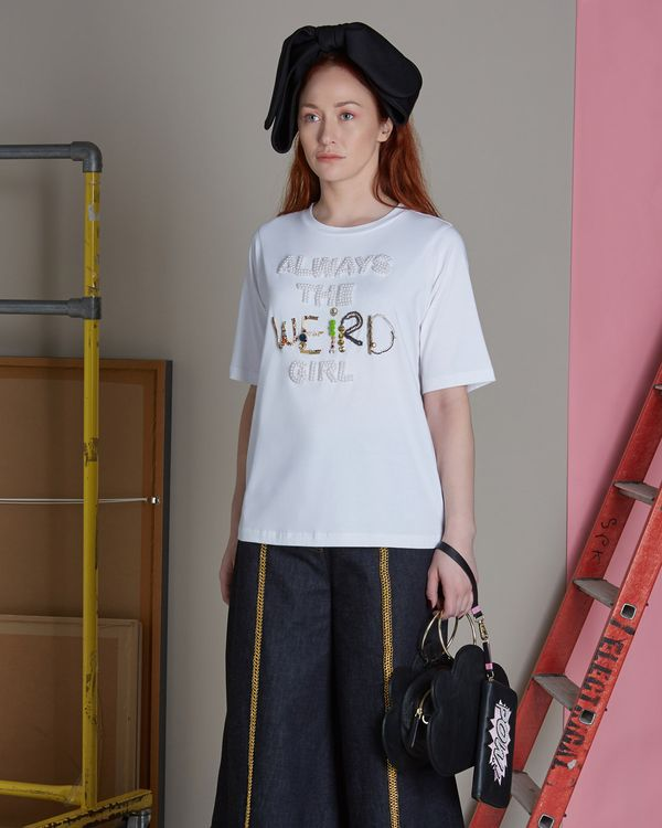 Joanne Hynes Weird Girl T-Shirt