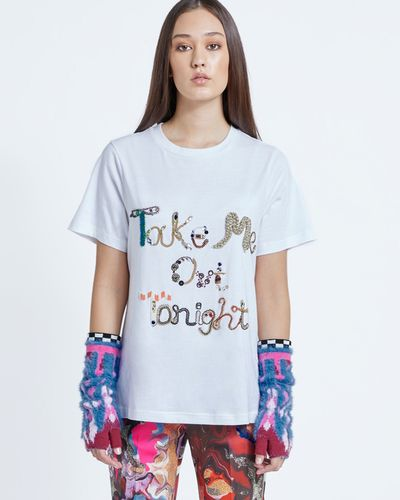 Joanne Hynes (OK,  Don't) Take Me Out Tonight T-Shirt