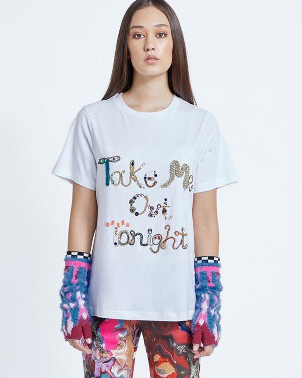 Joanne Hynes (OK, Don't) Take Me Out Tonight T-Shirt