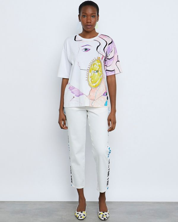 Joanne Hynes The Sketchbook Girl T-Shirt