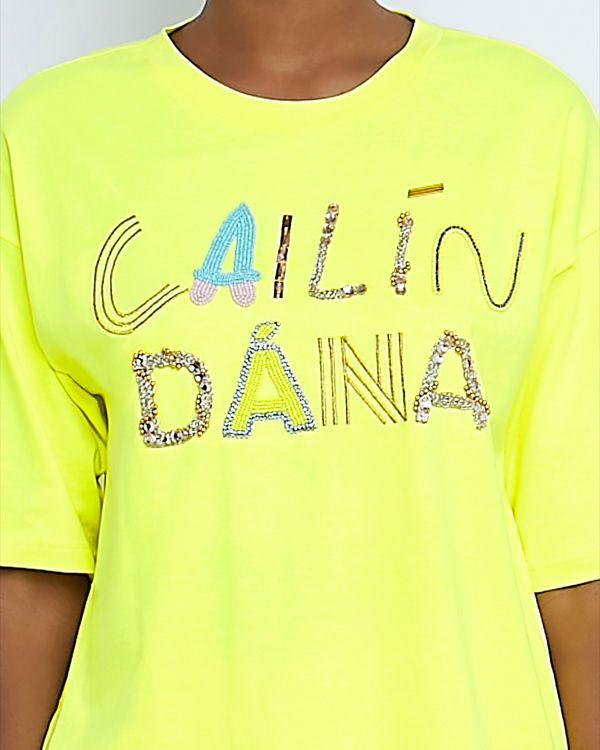 Joanne Hynes The Neon Nights Cailín Dána T-Shirt