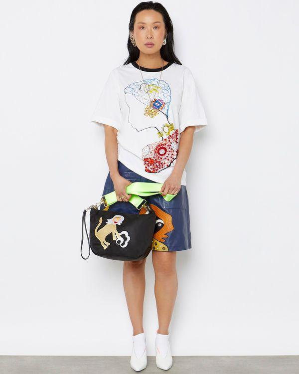 Joanne Hynes The Illustrated Vintage Swim Girl T-Shirt