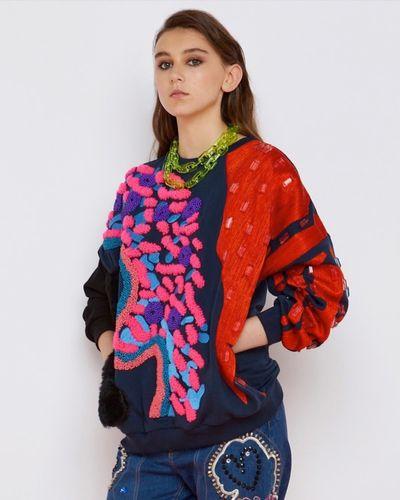 Joanne Hynes Craftizan Lux Lounge Sweater