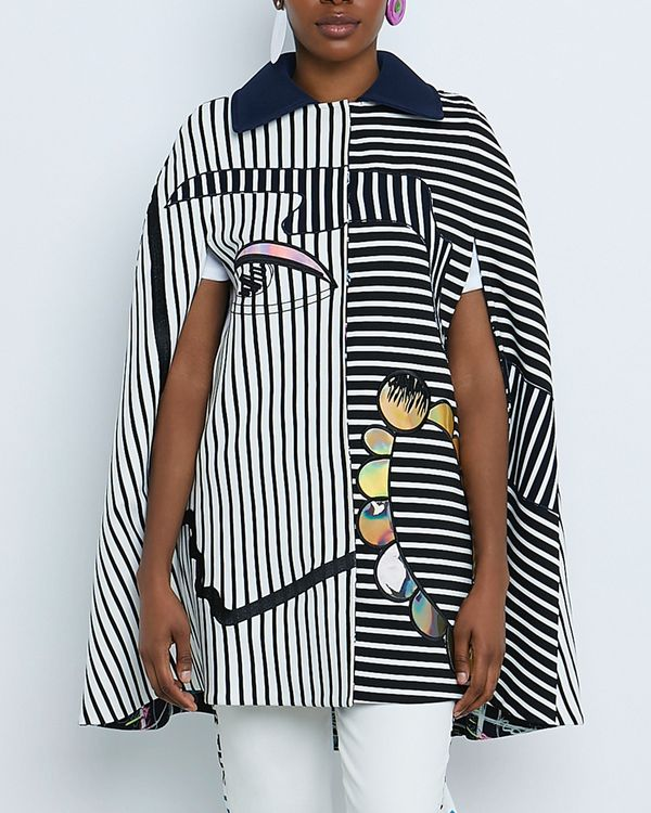 Joanne Hynes The Making a Statement Reversible Cape