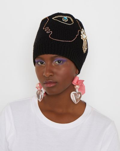 Joanne Hynes Forever Muse Hand Knit Hat (Limited Edition)