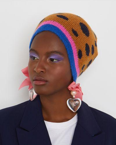 Joanne Hynes Textile Clash Hat
