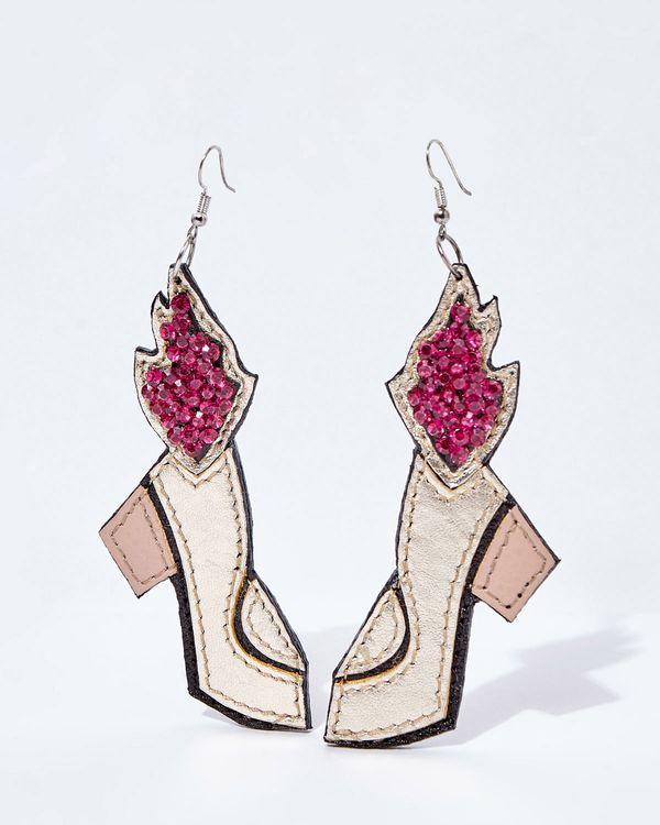 Joanne Hynes Shoe Earrings
