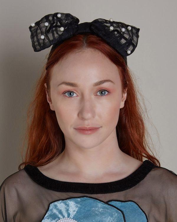 Joanne Hynes Mesh Hairband