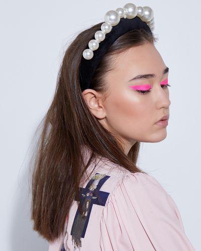Joanne Hynes Irreverent Pearl Headband