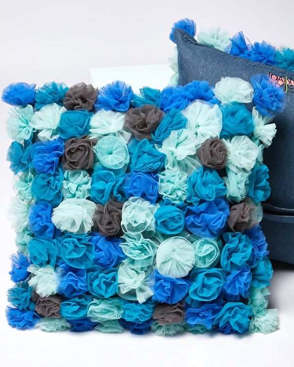 Joanne Hynes All Of The Roses Romance Cushion-Bag (With Removable Strap)