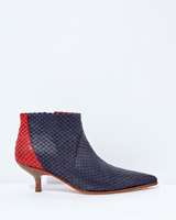 multi Joanne Hynes Faux Snake Leather Boots