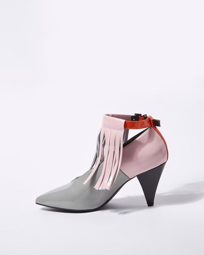 Joanne Hynes Fringe Court Shoes