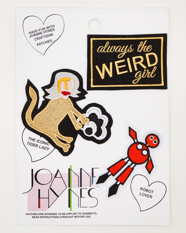 Joanne Hynes Re-Love Your Stuff Iron On Patch Set