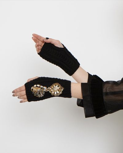 Joanne Hynes Aran Forever Gloves (Limited Edition)
