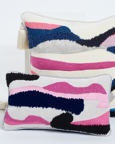 Joanne Hynes Every Daughters Craft Centric Cushion (Lovely Landscape)