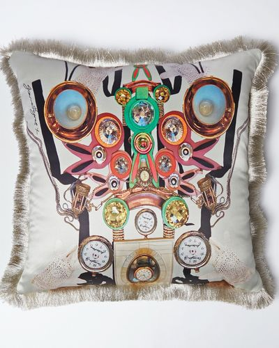 Joanne Hynes The Everything & The Kitchen Sink Print Cushion