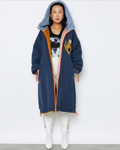 Joanne Hynes The Reversible Outdoor Pursuit Comfort Coat