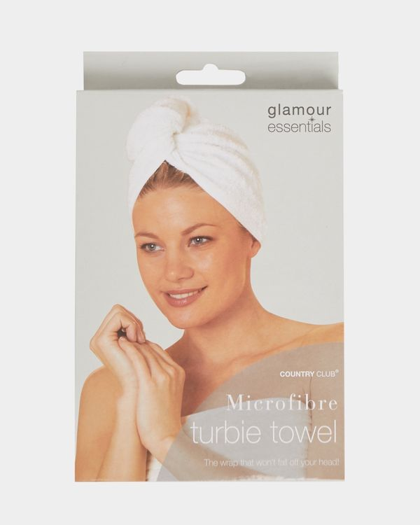 Hair Turby Towel