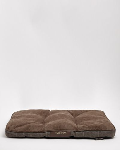 Tweed Mattress Dog Bed