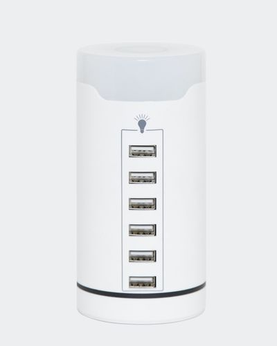 6 Port Charger