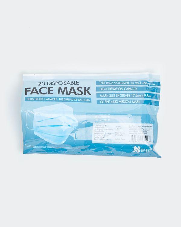 Face Masks - Pack Of 20