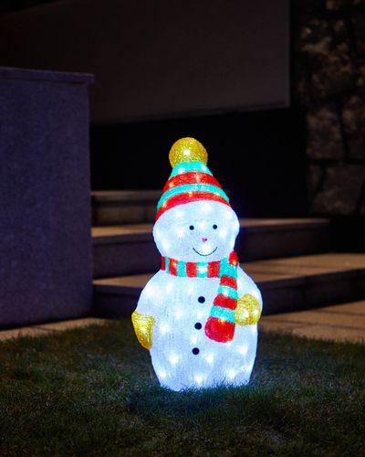 Acrylic Snowman thumbnail