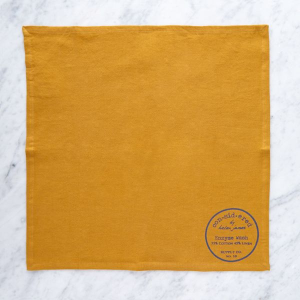 Helen James Considered Enzyme Napkins - Pack Of 2