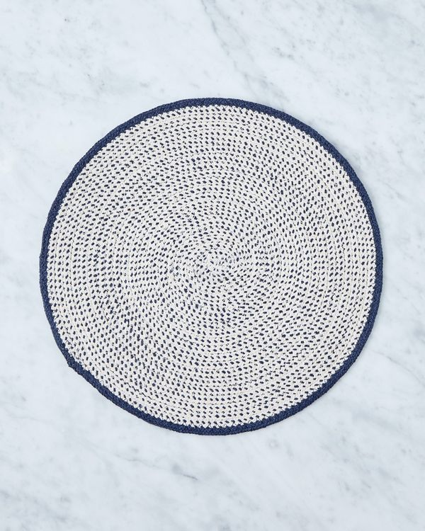 Helen James Considered Round Placemat