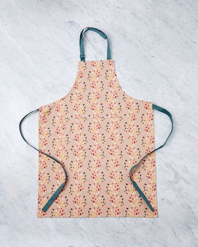Helen James Considered Pink Dot Apron