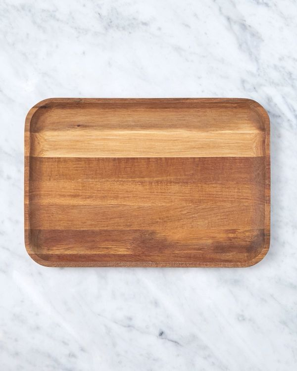 Helen James Considered Large Wooden Tray