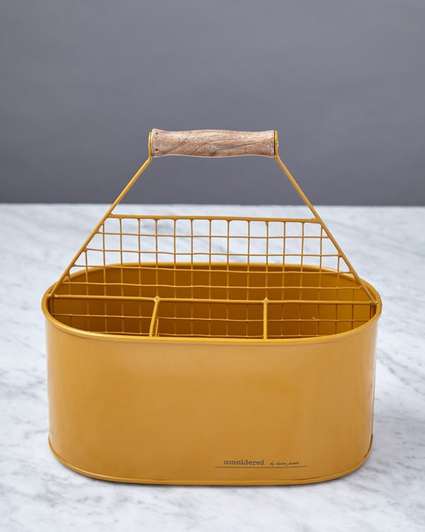 Helen James Considered Oval Caddy