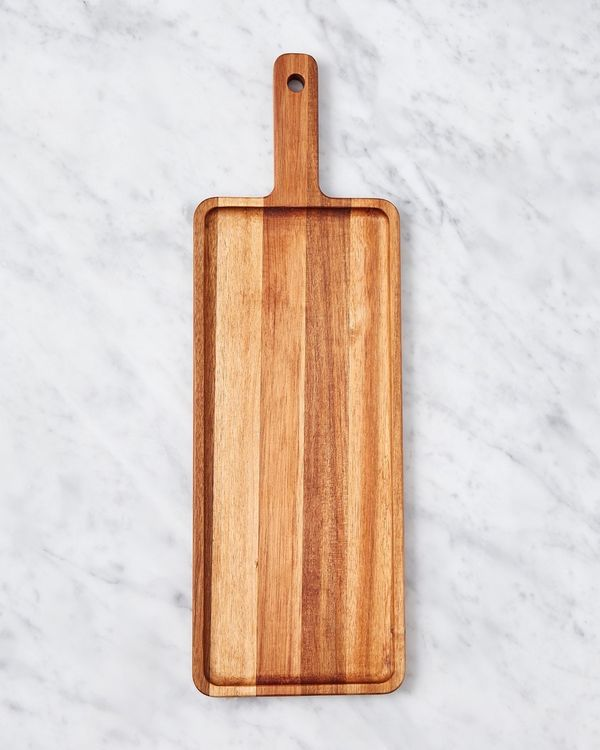 Helen James Considered Wooden Paddle Board