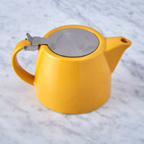 yellow Helen James Considered Infuser Teapot