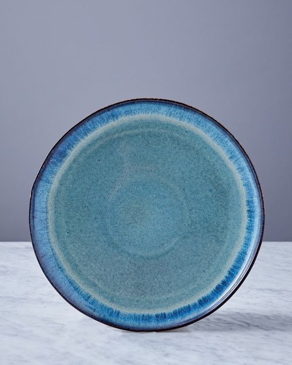 Helen James Considered Evissa Dinner Plate