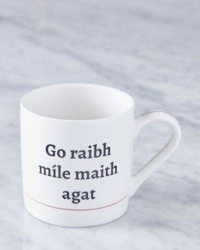 Helen James Considered Go Raibh Mile Maith Agat Mug