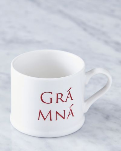 Helen James Considered Gra Mna Mug