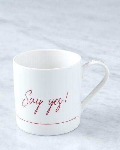 Helen James Considered Say Yes Mug thumbnail