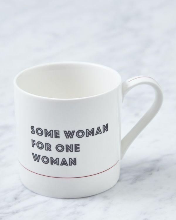 Helen James Considered Some Woman Mug