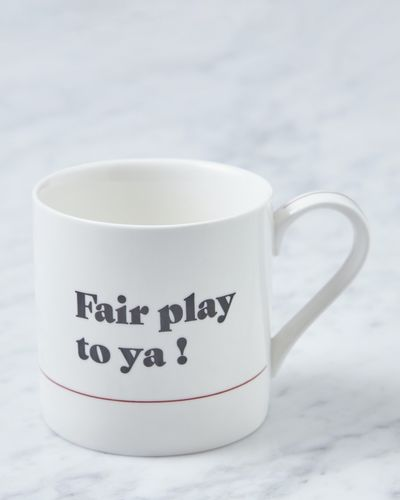 Helen James Considered Fair Play To Ya Mug